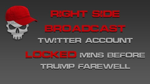 Right Side Broadcast Has Been Locked Out of Their Twitter Account