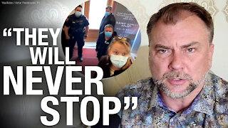 Pastor Artur Pawlowski shares his side of struggle with Calgary police