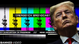 Trump Must Activate The Emergency Alert System