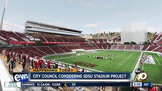 SD City Council to discuss future of SDSU stadium plan