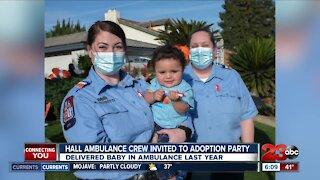 Around Town: Adoption Celebration