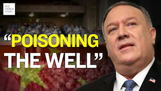 Pompeo Warns of China Threat to U.S. Colleges