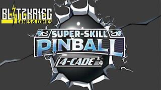 Super-Skill Pinball: 4-Cade Unboxing