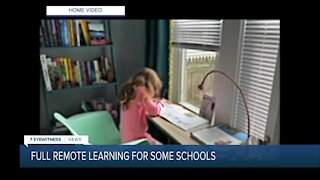 More schools in yellow zone switching to all remote learning