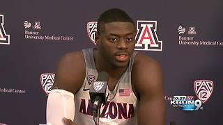 Arizona basketball beats Oregon State