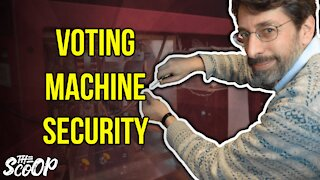 Computer Science Professor Warned About Voting Machine Security Flaws In 2017