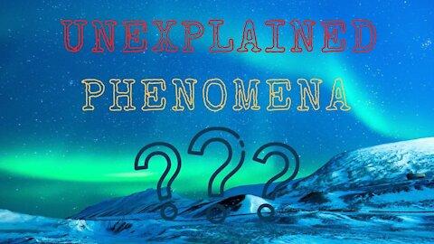 Unexplained Phenomena: Super Humans