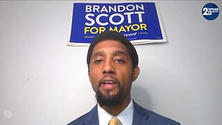 Baltimore Mayoral candidate Brandon Scott on working relationship with State's Attorney Marilyn Mosby