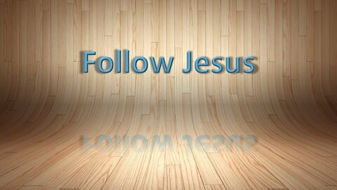 3 Essential ACTIONS to Following Jesus!