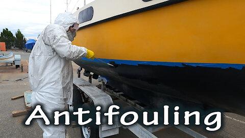 "Sailing Our Hood 23 - Ep 3: ""Antifouling"""