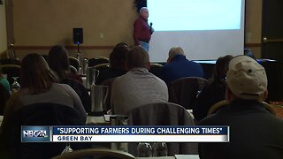 Meeting held to help farmers during challenging times