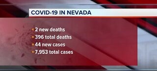 COVID-19 numbers in Nevada | May 26