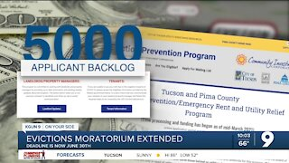 Evictions Moratorium Extended in Pima County