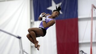 Simone Biles Tells Difficulties of Training With Olympic Delay