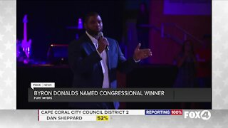 Byron Donalds wins congressional winner