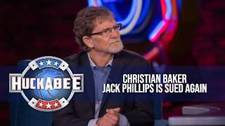 SUED AGAIN! Christian Baker Jack Phillips Fights for Religious Freedom   Huckabee