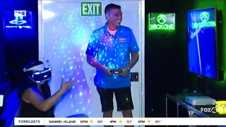 Rolling Video Games offers virtual reality inside gaming truck