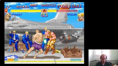 Sniper Plays - Super Street Fighter II Turbo (3DO)