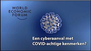 WEF - Cyber Polygon - Wereld Economisch Forum