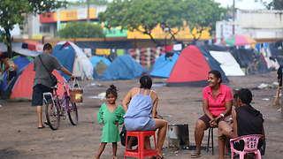 Venezolanos piden que Colombia los reconozca como refugiados