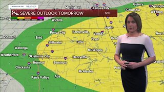 2 Works for You Meteorologist with your upcoming forecast