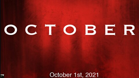 Red October - October 1st, 2021