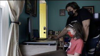 Women balancing work, life in pandemic