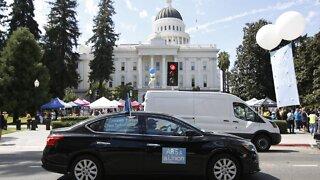 Uber CEO Warns Service Could Halt In California Until November