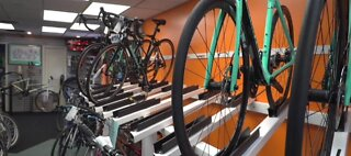 High demand for bikes during pandemic