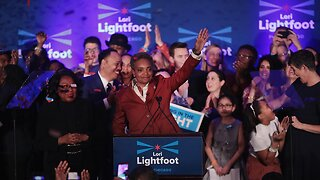 Lori Lightfoot Makes History As Chicago's First Openly Gay Mayor