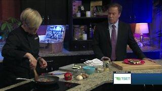 Shape Your Future Healthy Kitchen: Zucchini Boats