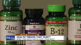 These health trends can actually hurt