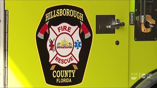2 Hillsborough County firefighters test positive for COVID-19, another 48 quarantined