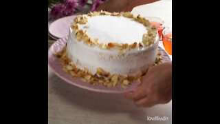 3 Almond Milk Cake