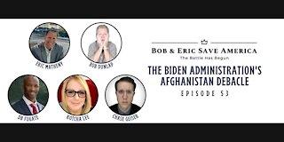 Kotcha Lee, Chase Geiser & DB Fugate Discuss the Biden Administration's Afghanistan Debacle