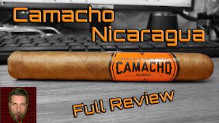 Camacho Nicaragua (Full Review) - Should I Smoke This