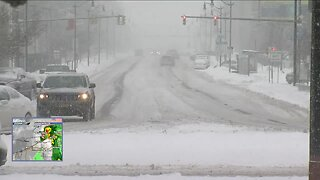 Winter storm preps in Western New York