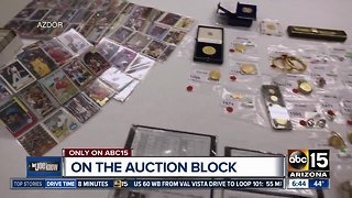How to secure your items from Arizona's largest auction