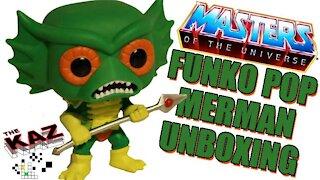 Merman Funko Pop Unboxing