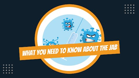 What you need to know about the jab.