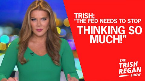 """Trish Regan Blames Biden & Fed For Inflation That's """"Off The Charts"""""""