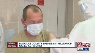 Douglas Co. Spends $41 Million of CARES Act Money