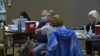 Small vaccine sites seeing success