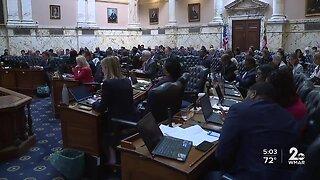 Maryland lawmakers prepare for coronavirus impact