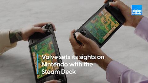 Valve announces the Steam Deck