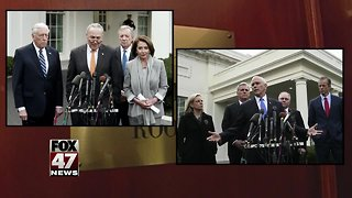 House passes bill to fund agencies amid shutdown