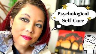 Motivation Monday   Psychological Self-Care