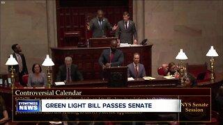 Green Light Bill passes Senate