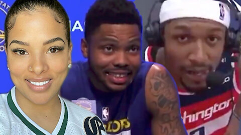 Bradley Beal & Wife Call Out Kent Bazemore For Making Joke Of Hamstring Injury 'You A Straight Lame'