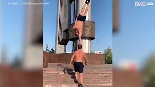 Ces acrobates russes vont vous subjuguer
